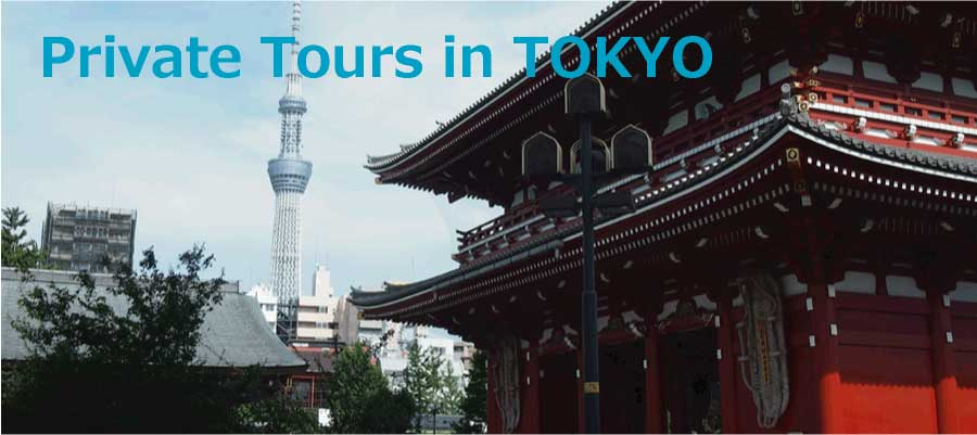 Private Tours in Tokyo