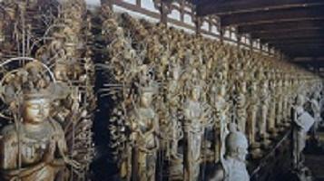 Sanjusangendo temple
