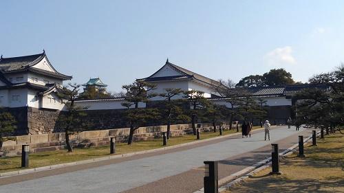 Osaka Castle2