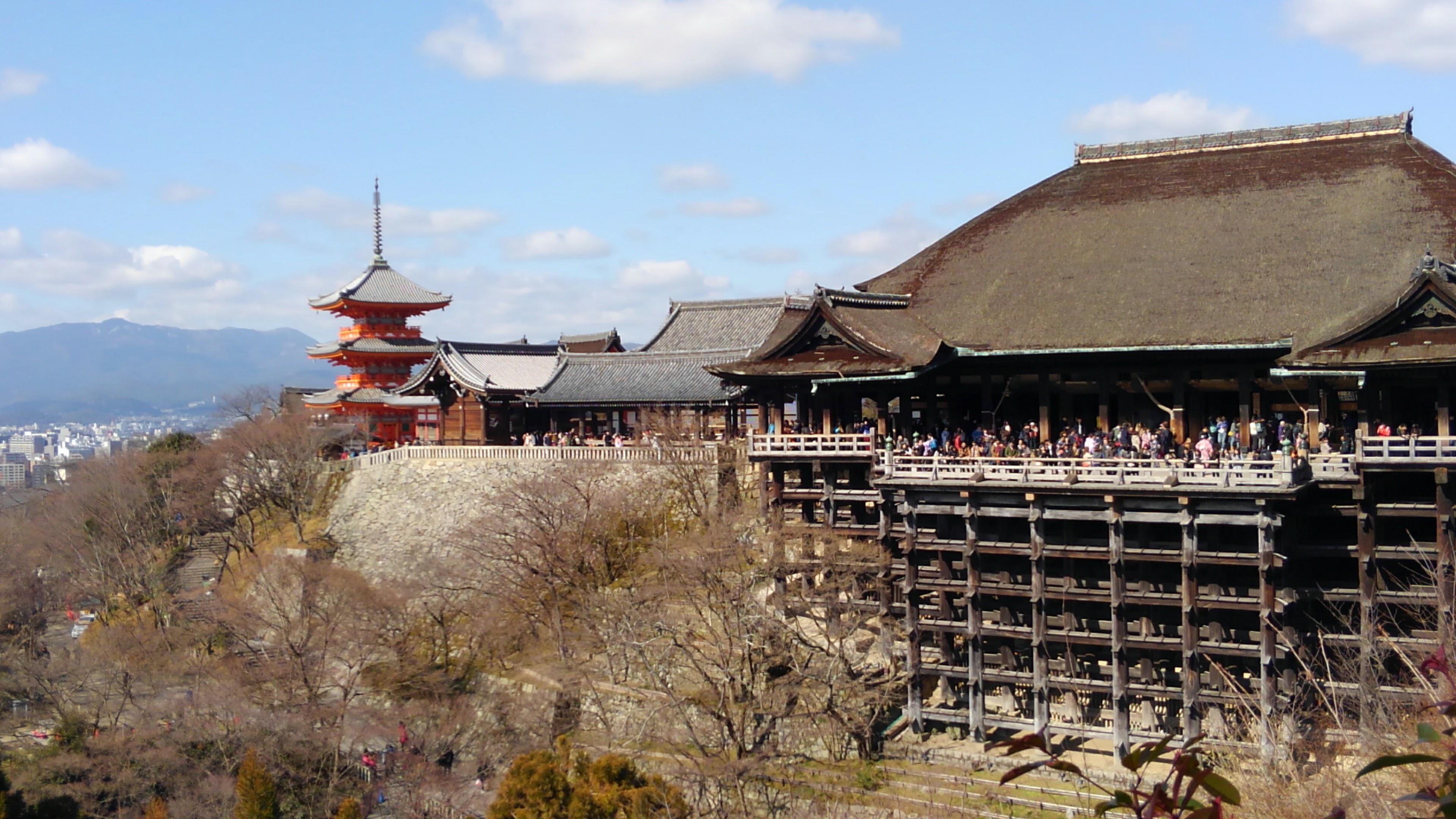 Kiyomizu-dera Temple2