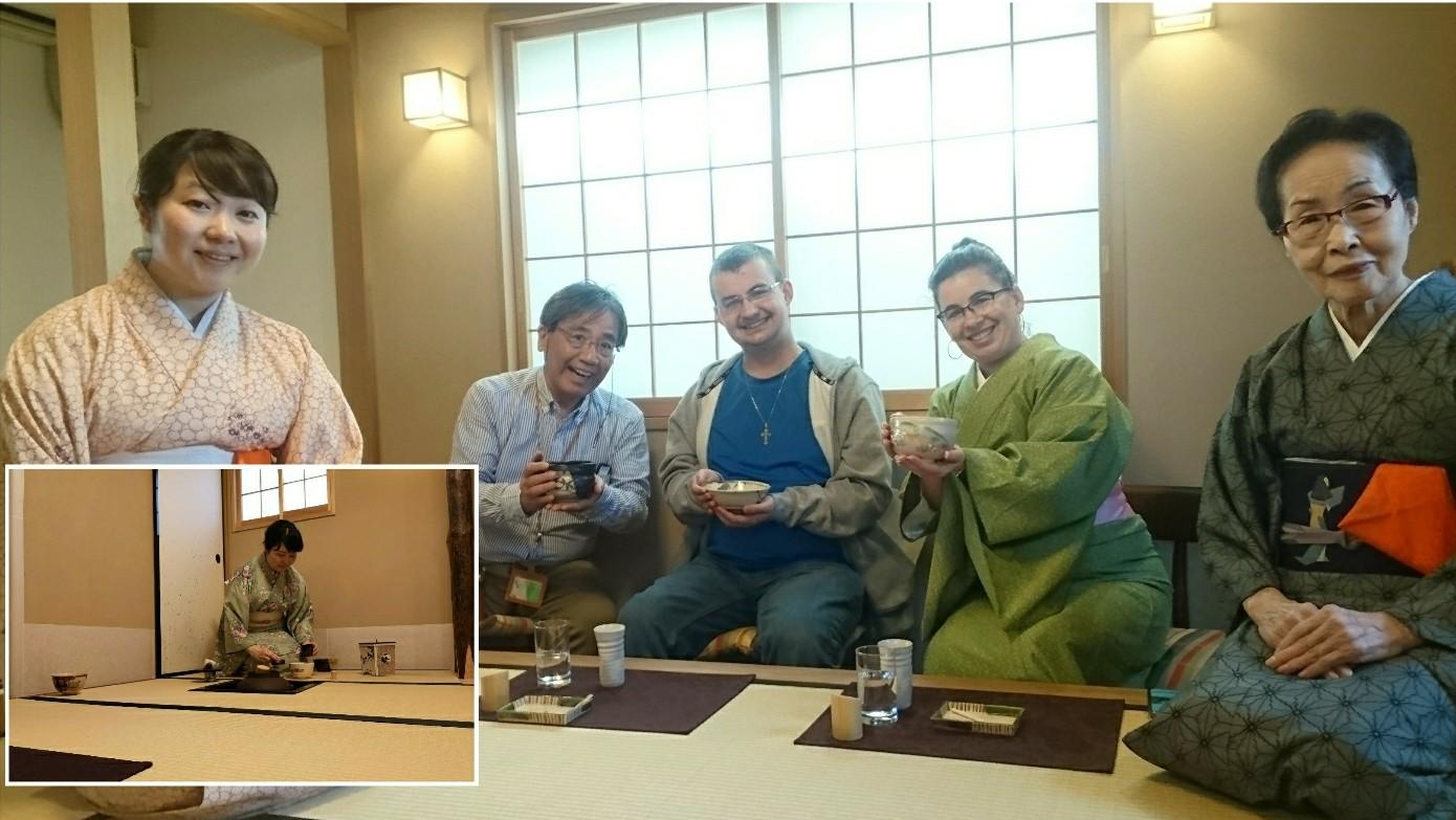 Tea ceremony experience(option)[Wed~Sun]