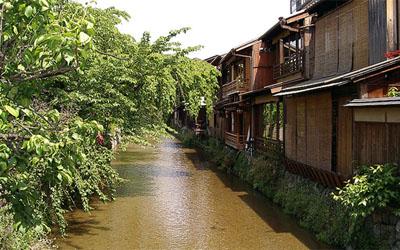 Gion-shirakawa street