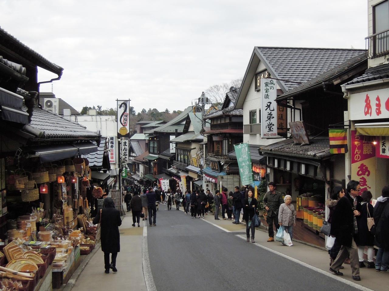 Omotesando (Shopping Street)
