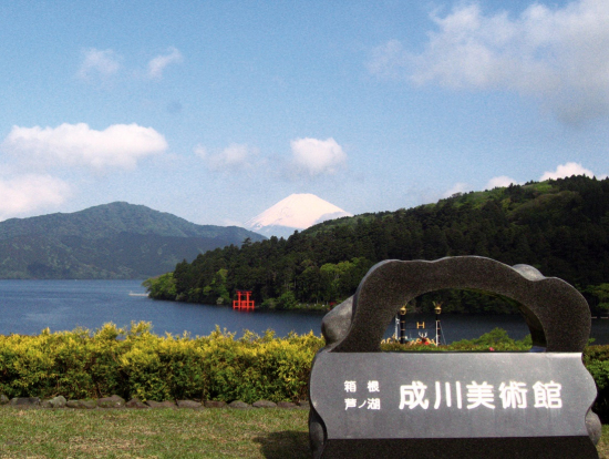 One More Activity : Narukawa Art Museum