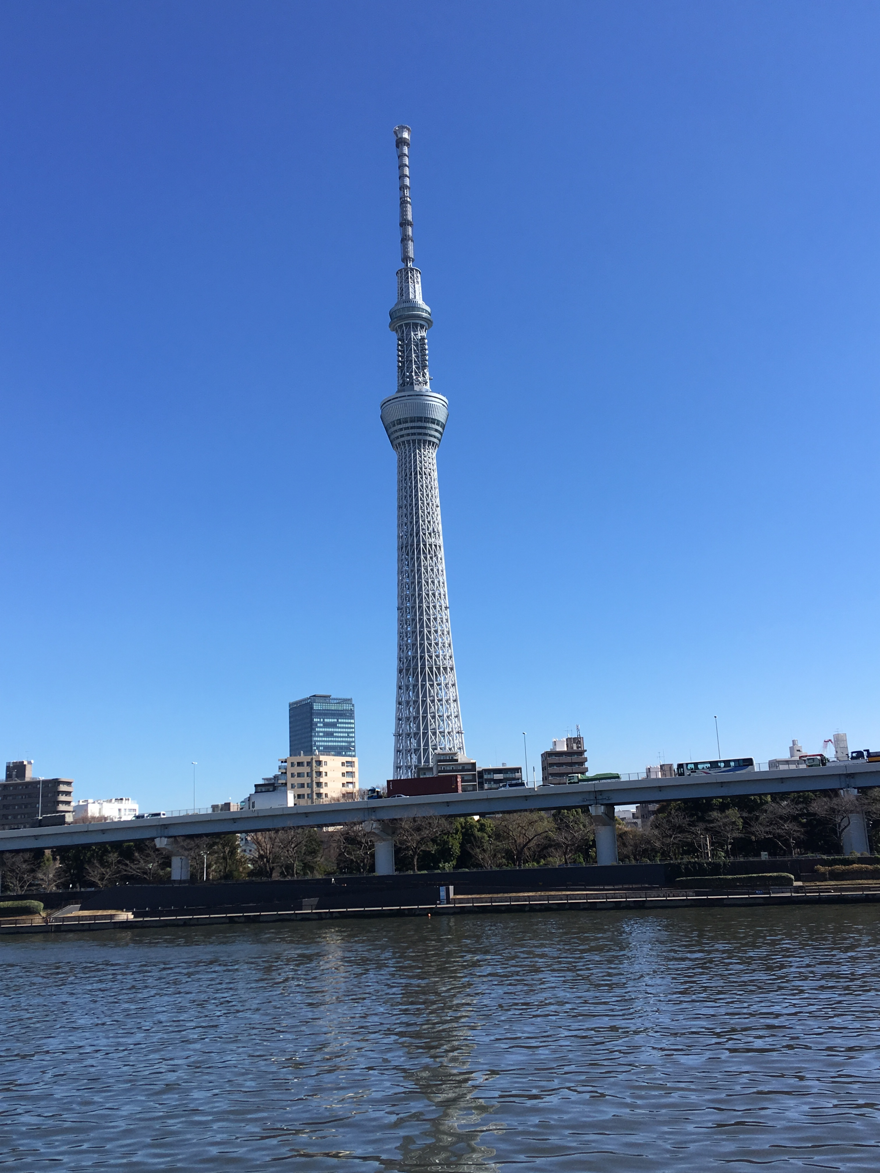 2. Tokyo Sky Tree