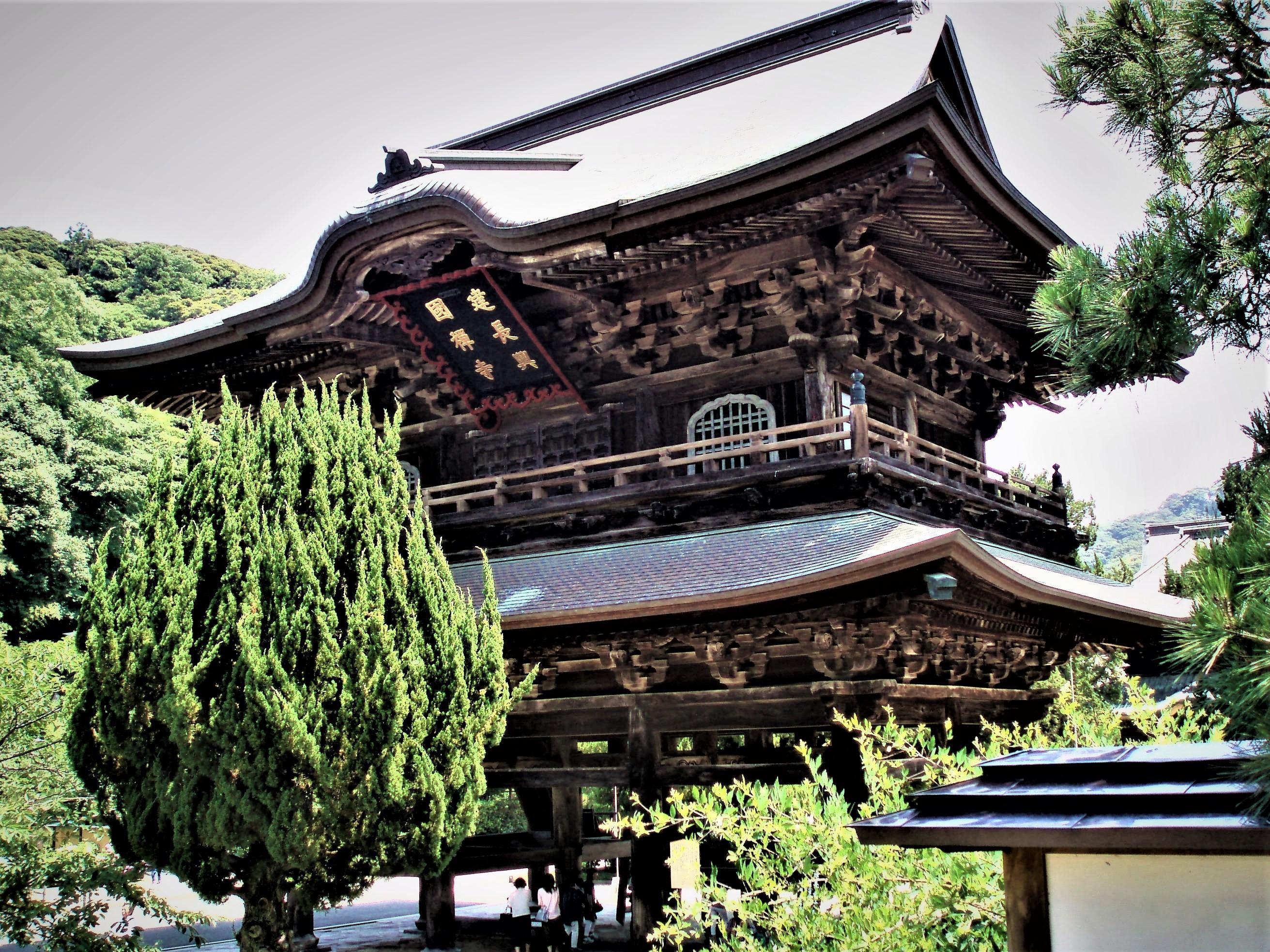 Kenchoji temple