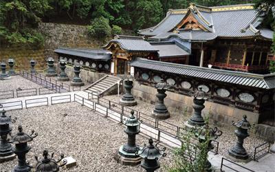 Taiyuin Mausoleum