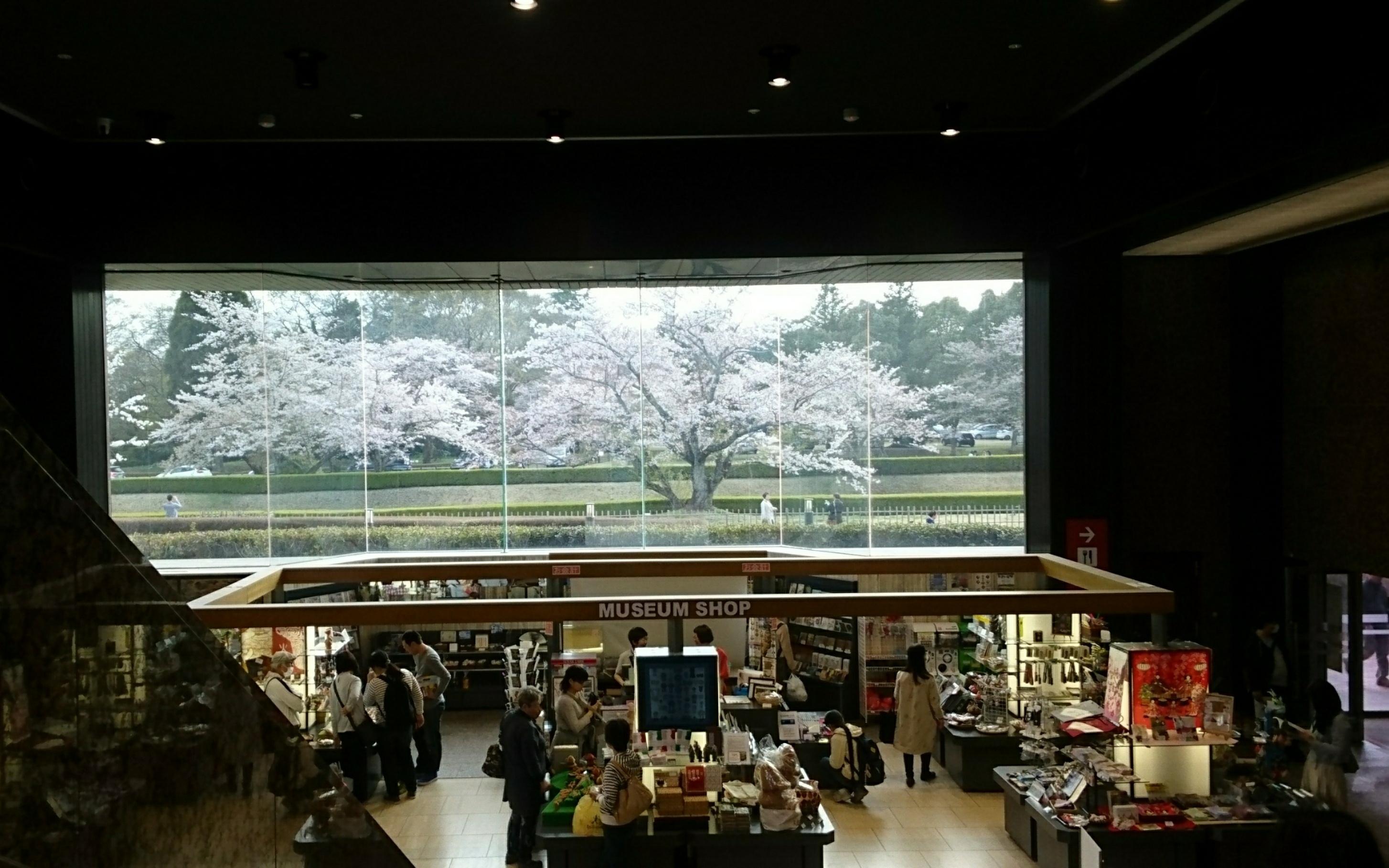 The REKIHAKU:Museum shop